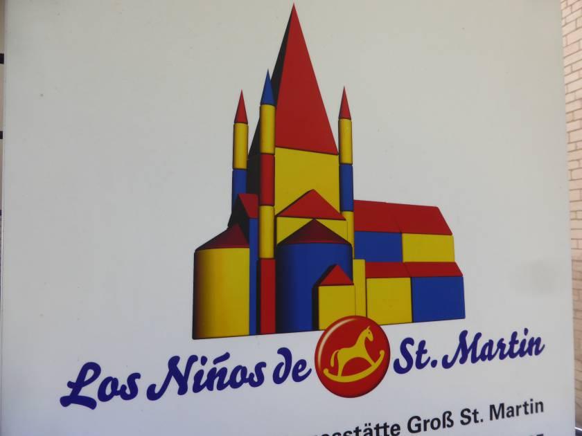 Altstadtpreis 2014 Kindergarten Groß St. Martin