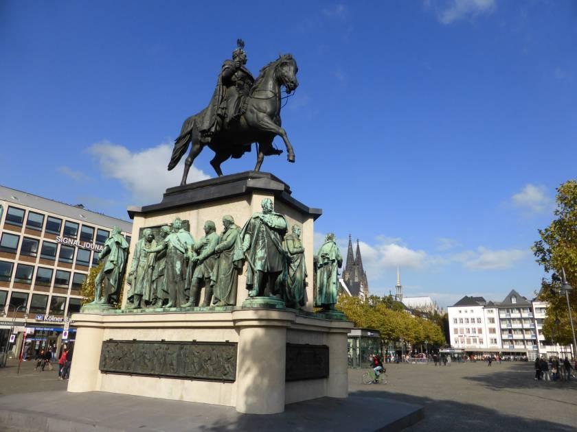 Heumarkt-Denkmal