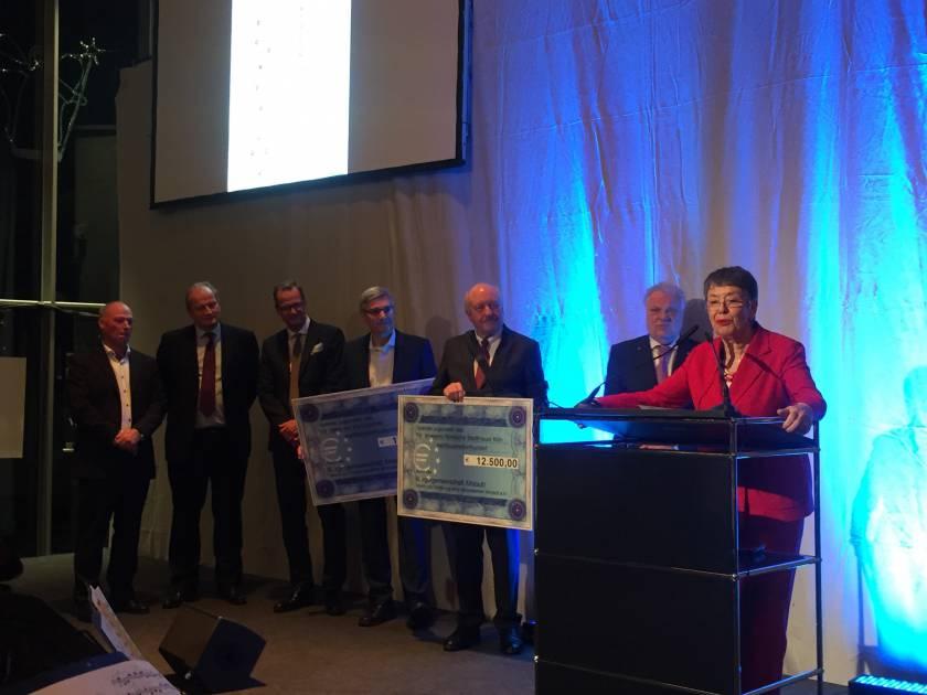 Gala 2019 Dankesrede Frau Prof. Dr. Barbara Schock-Werner