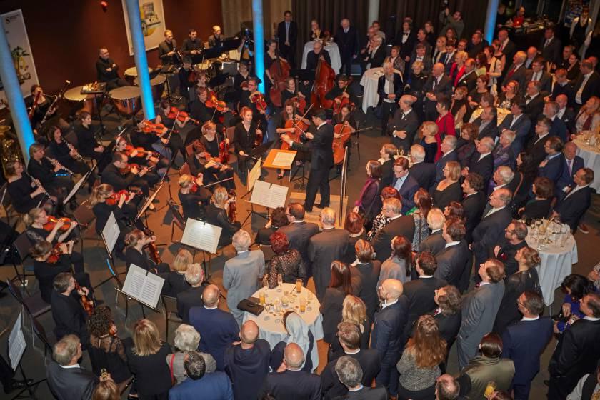 Flora Sinfonie Orchester Gala 2019
