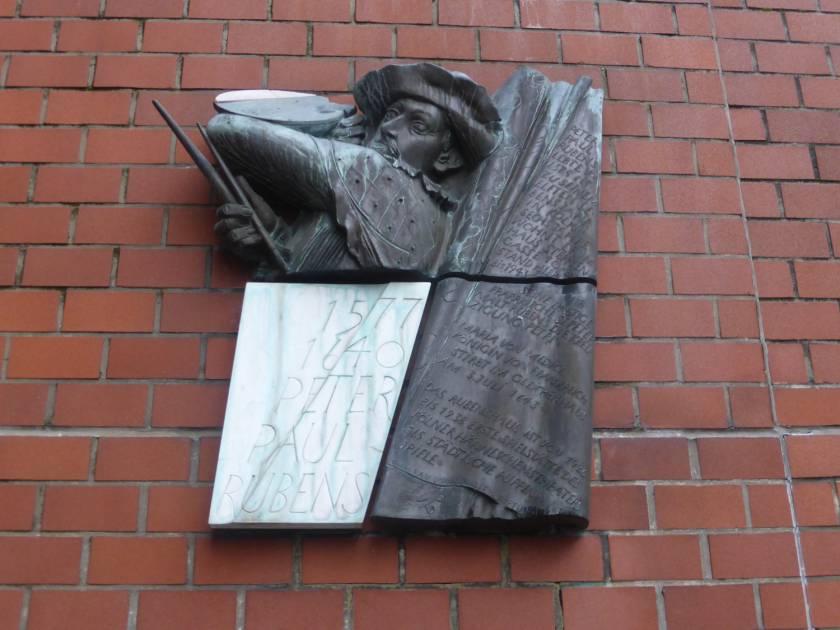 Gedenktafel Peter Paul Rubens Haus